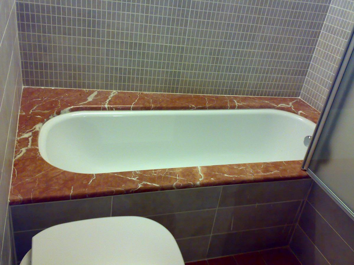 Baldazzie pasco bagno in marmo e pietra - Bagno in pietra ...