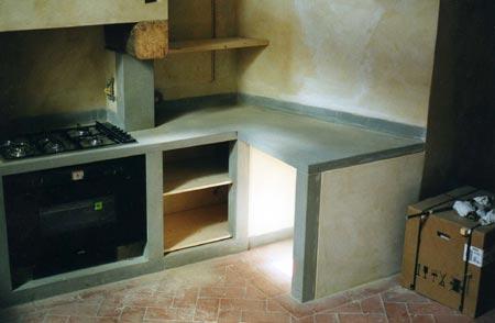 Baldazzie & Pasco – Cucina in pietra serena