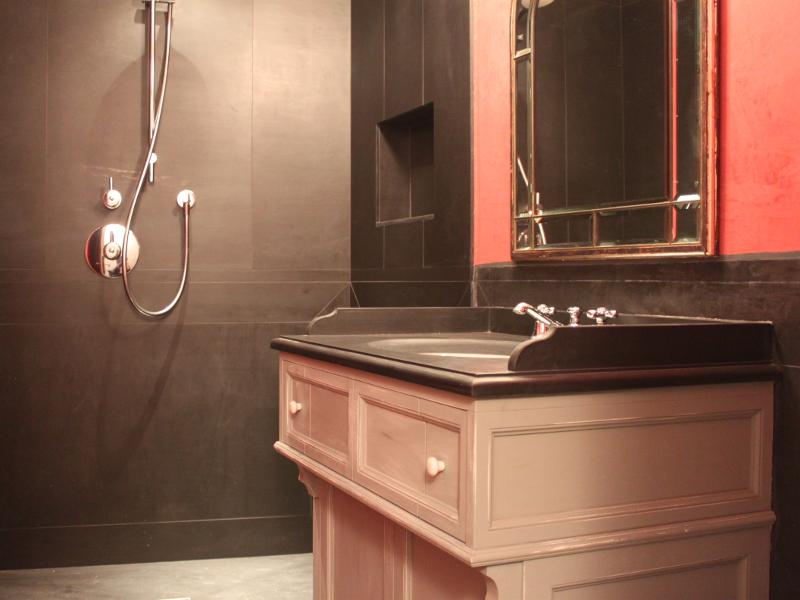 Bagno ardesia best best pavimenti e in marmo e ardesia images on bagno in marmo with bagno - Bagno in ardesia ...